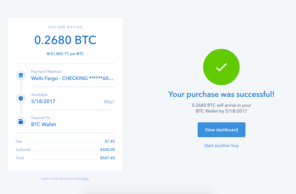 Sanders Cryptocurrency Exchange Bitcoin For Ethereum Coinbase ...